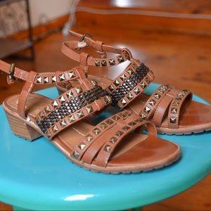 Dolce Vita studded sandals
